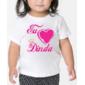 Transfer sublimático para camiseta Dinda 002018