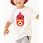 Transfer sublimático para camiseta 004676