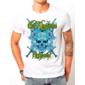 Transfer sublimático para camiseta Radical 001389