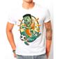 Transfer sublimático para camiseta Radical 001327