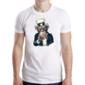 Transfer sublimático para camiseta Animal Hipster 003585