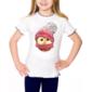 Transfer sublimático para camiseta Infantil 003795