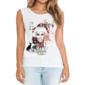 Transfer sublimático para camiseta Feminina 001976