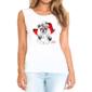Transfer sublimático para camiseta Feminina 004126