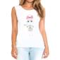 Transfer sublimático para camiseta Feminina 002688
