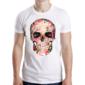 Transfer sublimático para camiseta Caveiras 004827