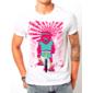 Transfer sublimático para camiseta Radical 001485
