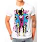 Transfer sublimático para camiseta Radical 001479