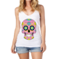 Transfer sublimático para camiseta Caveira Mexicana 000104
