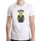 Transfer sublimático para camiseta Animal Hipster 003594