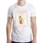 Transfer sublimático para camiseta Santos 004451
