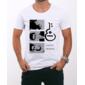 Transfer sublimático para camiseta Legião Urbana 000339