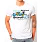 Transfer sublimático para camiseta Surf/Street 001825
