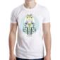 Transfer sublimático para camiseta Animal Hipster 003449