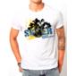 Transfer sublimático para camiseta Surf/Street 001741