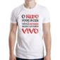 Transfer sublimático para camiseta Frases 004381