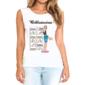 Transfer sublimático para camiseta Bibliotecária 004730