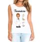 Transfer sublimático para camiseta Farmácia 004749