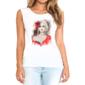Transfer sublimático para camiseta Feminina 004162