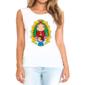 Transfer sublimático para camiseta Santos 004447