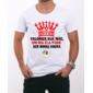 Transfer sublimático para camiseta Engraçada 000539