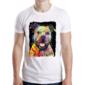 Transfer sublimático para camiseta Abstrata 004866