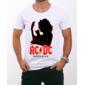 Transfer sublimático para camiseta AC/DC 000153
