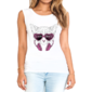 Transfer sublimático para camiseta Feminina 002639