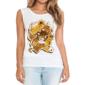 Transfer sublimático para camiseta Feminina 000631