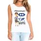 Transfer sublimático para camiseta Administração 004724