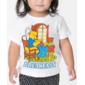Transfer sublimático para camiseta Infantil 000912