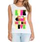 Transfer sublimático para camiseta Feminina 000570