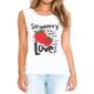 Transfer sublimático para camiseta Feminina 002723
