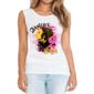 Transfer sublimático para camiseta Feminina 000664