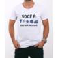 Transfer sublimático para camiseta Engraçada 000485