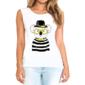 Transfer sublimático para camiseta Animal Hipster 002403