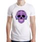 Transfer sublimático para camiseta Caveiras 003674