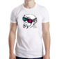 Transfer sublimático para camiseta Animal Hipster 003540