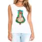 Transfer sublimático para camiseta Santos 004459