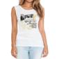 Transfer sublimático para camiseta Feminina 000588
