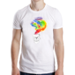 Transfer sublimático para camiseta Caveiras 003688