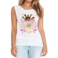 Transfer sublimático para camiseta Feminina 000599