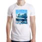Transfer sublimático para camiseta Surf/Street 003983
