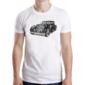 Transfer sublimático para camiseta Carros/Motos 004106