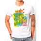 Transfer sublimático para camiseta Radical 001472
