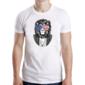 Transfer sublimático para camiseta Animal Hipster 003578