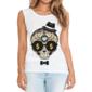 Transfer sublimático para camiseta Caveira Mexicana 002057