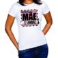 Transfer sublimático para camiseta Dia das Mães 000108
