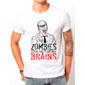 Transfer sublimático para camiseta Zombies 001902