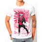 Transfer sublimático para camiseta Radical 001469